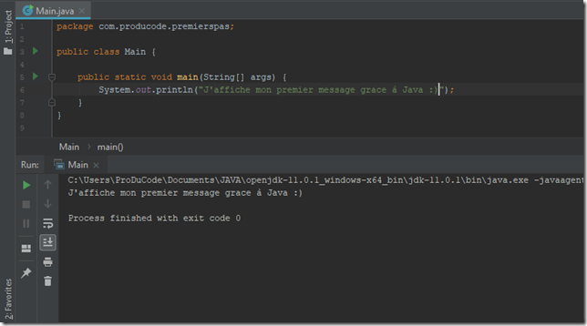 DebuterEnProgrammationJava_etape8