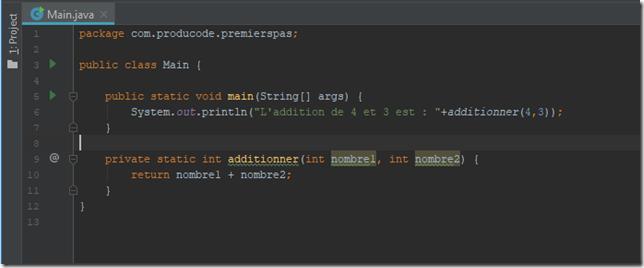 DebuterEnProgrammationJava_etape9