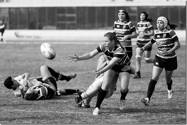 Joueuses Rugby